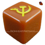 floating soviet dice