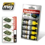 Olive Drab Modulation Set